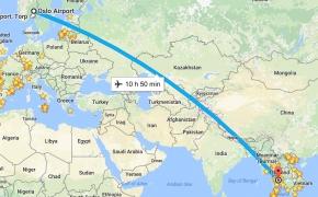 Iškeliaujam į Aziją! Tailandas, Vietnamas, Malaizija, Indonezija