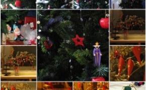 Kalėdinė puošyba ir… dovana Nr2.