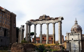 Travel Diary: Rome, Italy. Day II. Rome or Paris?