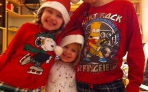 Kur švęsite Kūčias/Kalėdas ir…dovana Nr.3
