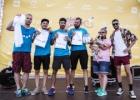 """Badmintono mėgėjų turnyras """"Vilniaus plunksna"""" – sportinės aistros, muzika ir geras maistas"""