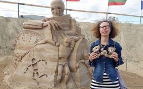 Romantiška dienos kelionė į Latviją: nemirtingos smėlio skulptūros Jelgavoje ir nuodėmingos Rygos pagundos.