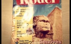 Kokius žurnalus skaito jūsų vaikai?