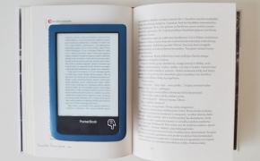 PocketBook Aqua 2 skaityklė