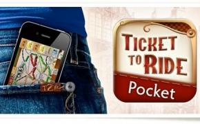 Naujojo iPhone proga – Ticket to ride pocket nemokamai