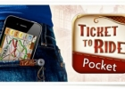 Naujojo iPhone proga – Ticket to ride pocket nemokamai
