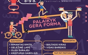 Skaitymo festivalis ieško savanorių