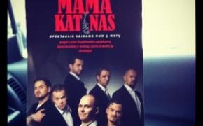Mama katinas: spektaklis Mažajame teatre.
