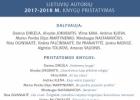 """Įspūdžiai iš """"Tyto albos"""" lietuvių autorių 2017 – 2018 m. rudens ir žiemos knygų kolekcijos pristatymo"""