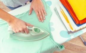 Tobulam drabužių išlyginimui padės maža gudrybė