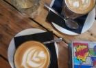 Apie naujas pažintis bei išgertus kavos puodelius