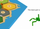 Stalo žaidimai // Board Games // Traukinukai